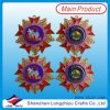 Costume 3D Medal Badge Four Beautiful Customer Design Medal para Lion Club (LZY00039)