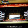 Affichage vidéo polychrome de location de l'étape d'intérieur DEL d'écran