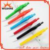 Penna di Ballpoint di plastica di scatto elegante di disegno di modo per la promozione (BP1203)