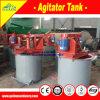 Mezclador de múltiples funciones del mezclador del tanque para la preparación de menas del cinc del terminal de componente