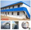 Pack piano Container House per il campo di lavoro