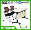 Büro-faltender Schreibtisch für Trainings-Büro-Möbel-Sitzungs-Schreibtisch mit Stuhl