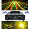 Lente roja L2080 del verde 2 de las luces laser de DJ