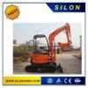 Excavatrice hydraulique de Silon 3000kg mini avec la voie en caoutchouc (NT28U)