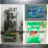 Автоматический Sachet кладет жидкостную машину в мешки завалки