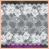 Hot Sell Elastic Trimming Lace K7067