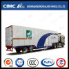 Cimc Huajun Helicopter-Carrying Van Semi-Trailer
