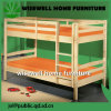 Bases de beliche separáveis da madeira de pinho para crianças