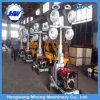 Torre ligera móvil del fabricante de China con el motor diesel (HW-400)