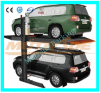 CE Approved 2700kg/2300kg Two Post Vehicle Parking Lift