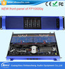 Amplificador de potencia universal de los canales Fp10000q de los amplificadores 4 del altavoz profesional