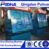 Machine de grenaillage de dégringolade de ceinture en caoutchouc pour le nettoyage extérieur