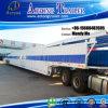 半3つの車軸自動車運搬船のトレーラー、手段の輸送のトラックのトレーラー