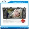 8 reproductores de DVD del GPS de la navegación de la pulgada HD para Toyota Camry con el cuadro de Bluetooth en el iPod Rds (z-8957) del cuadro