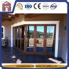 開き窓のFolidingのアルミニウム物質的なドア