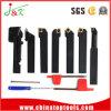 Het Carbide van betere kwaliteit soldeerde de Reeksen van de Hulpmiddelen van de Draaibank van Grote Fabriek