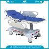 Ensanchador barato material del transporte de hospital del ABS aprobado del CE (AG-HS008)