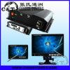 Mini RAM del átomo 1.6GHz 2GB de la PC del coche del caso del Itx, 250GB HDD/SSD con  monitor del soporte 6.95 (PCS7E)