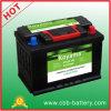 Batteria ricaricabile cominciante libera DIN57531 (75Ah 12V) di manutenzione di buona qualità