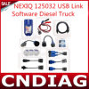 USB Link + Software Diesel Truck Interface e Software de Nexiq 125032 com Todo Installers