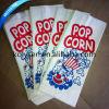 Sacco di carta del popcorn di Microwavable di figura di stampa m. di marchio