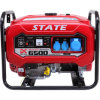 5500W Gasoline Generator Set con Strong Commercial Engine