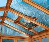 Ventana de aluminio del tragaluz de la casa de /Glass del sitio de Sun