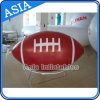 PVC gonflable hélium ballon ovale pour la promotion , Football Ballon