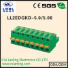Ll2edgkd- 7.5/7.62 Pluggable 끝 구획 연결관
