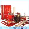 Пена Pump Proportioning Equipment для борьбы с пожарами