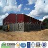 El cultivo de la estructura de acero vertió o almacena