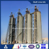Vertical qualificado Kiln para Quicklime em Cement Making Machinery