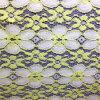 熱い販売法の倍カラー100%年のポリエステル刺繍の衣服のレースファブリック