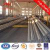 Galvanisierter elektrischer Stahlröhrenpole für Kraftübertragung-Aufsatz