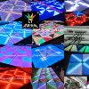 Luz do efeito do diodo emissor de luz de RoHS Dance Floor do CE