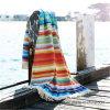 Популярное полотенце пляжа Velou хлопка конструкции