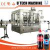 Máquina de rellenar carbonatada botella Full-Automatic fácil de la bebida del animal doméstico de la operación