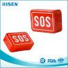 Caixa Emergency 6 do SOS em 1 caixa de ferramentas da sobrevivência