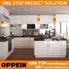 Oppein Marca Fabricante Branca L Forma armário de cozinha (OP15-L24)