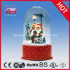 Weihnachtsmann Christmas Decoration mit Transparent Fall