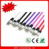 Câble plat coloré d'USB pour Iphoen6 plus