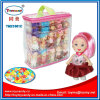 Princesa Beautiful Baby-doll Toy de la manera con el caramelo