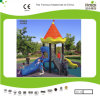 Kaiqi Small CER Approved Castle themenorientiertes Slide Set für Childrens Outdoor Playground (KQ35041A)