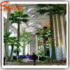 Home Decoration Fiberglass Artificial Fan Palm Tree