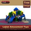 Equipo al aire libre del patio de los nuevos del diseño de los bloques huecos niños del estilo (X1511-6)
