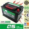 DIN-55415 12V54AH più batteria della convenienza per Maintenance Free automobile accumulatore per