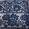 Tessuto caldo di nylon del merletto di vendita del nuovo cotone di disegno per i vestiti