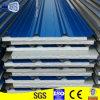 EPS Polystyreen de sandwichpanelen van het 50 mmdakwerk, de panelen van het staaldak