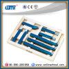 Наклоненный карбидом поворачивая резец Lathe инструментов 8PCS установленный