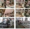 Production de feuilles de marbre Faux en PVC de haute qualité